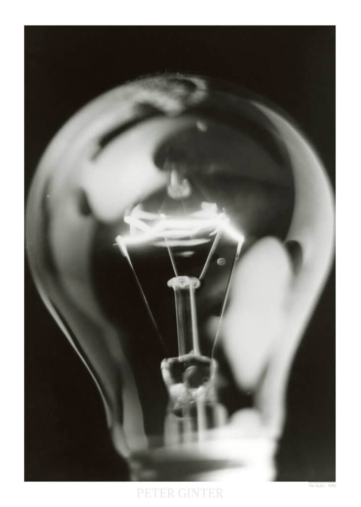 The Bulb / 1996 © Peter Ginter